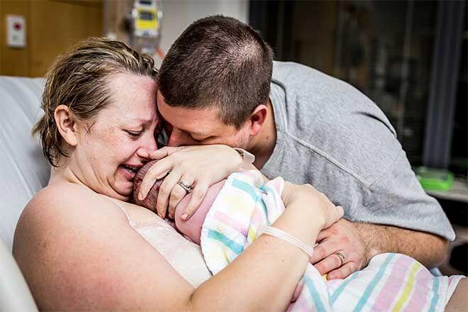 Queensland hospital bans birth photos