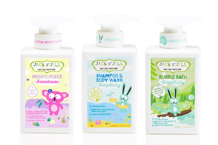 Jack N 'Jill Natural baby products