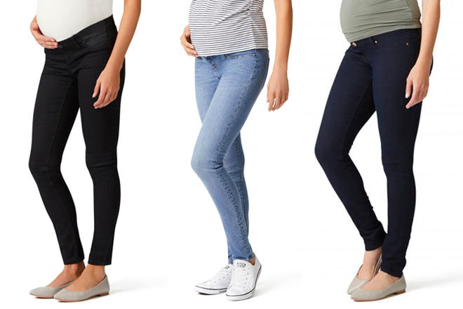 Jeans West maternity jeans