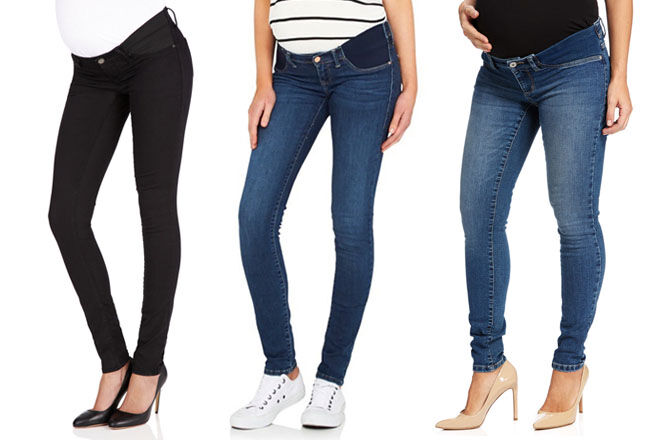 Just Jeans maternity jeans