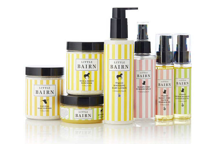 Little Bairn organic baby skin care