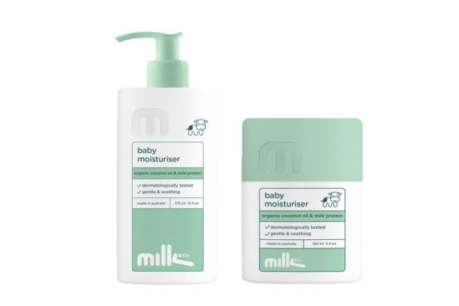 Milk & Co baby products