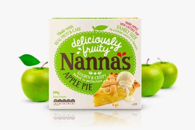 Nanna's Apple Pie recall