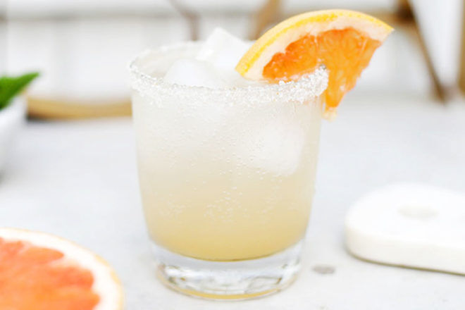Bump-friendly mocktails for New Years | Mum's Grapevine
