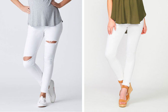 Bobbi Maternity Jeans from Pea in a Pod