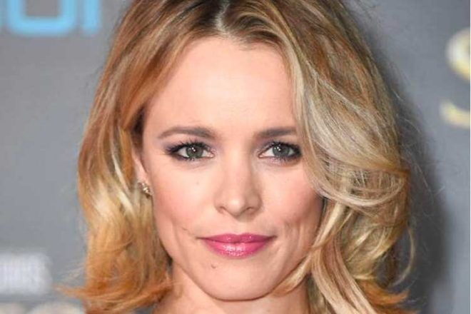 Rachel McAdams breast pump photo