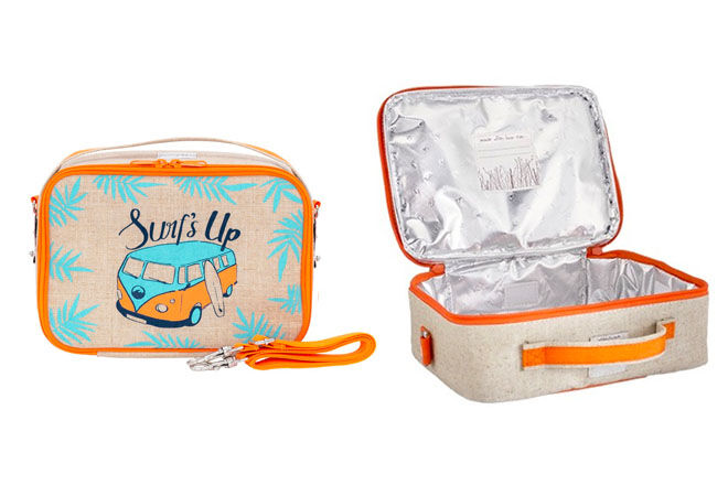 So Young, Surfs Up insulated lunch bag
