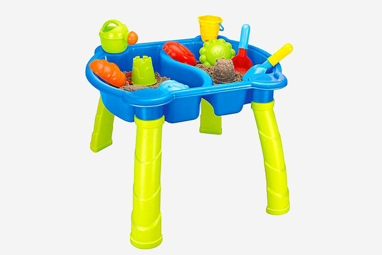 Target Sand & Water table recall
