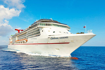 Carnival Legend Crusie Review