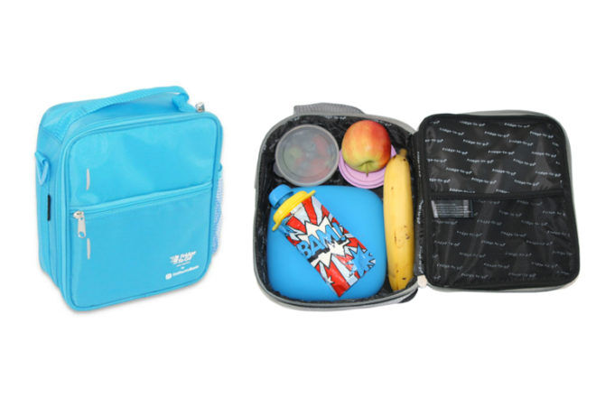 fridge-to-go insulated lunchbox