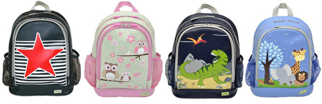 Bobble Art Backpacks