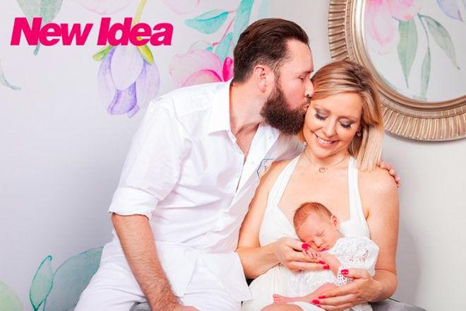 Hi 5's Charli Robinson gives birth