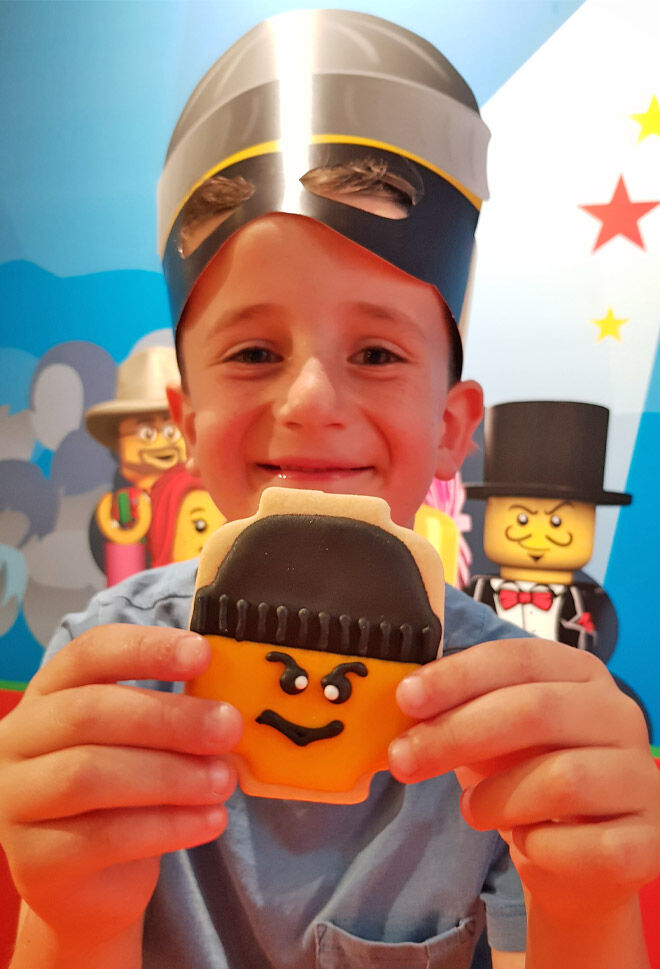 Legoland Discovery Centre cookies