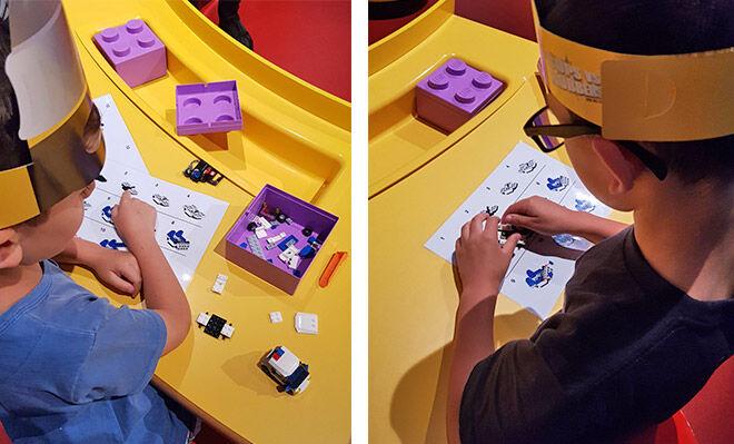 Legoland creative workshop