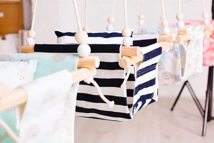 Mini.Mase baby swing with sky-high style | Mum's Grapevine