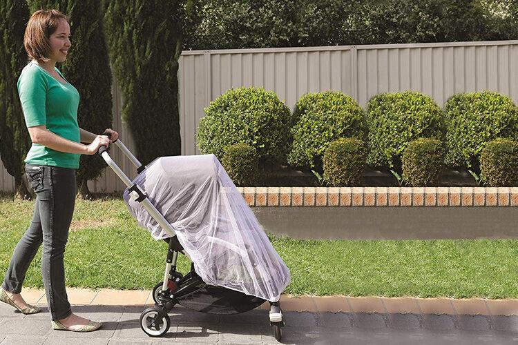 Dreambaby universal pram insect netting