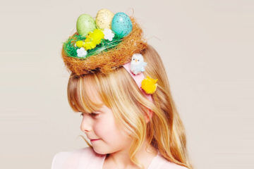 14 cute Easter bonnet ideas for kids | Mum's Grapevine