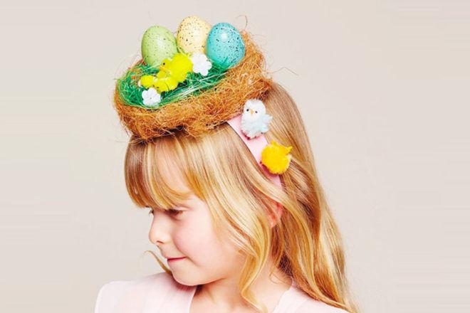 14 cute Easter bonnet ideas for kids | Mum's Grapevine
