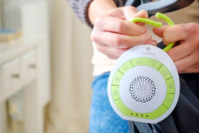 Baby Sound Spa On The Go, Homedics