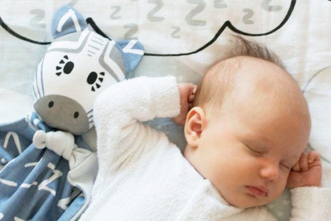 Best baby sleep aid: Kippin comforter