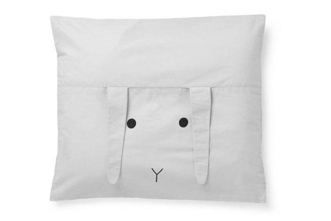 Bunny pillowcase, Liewood