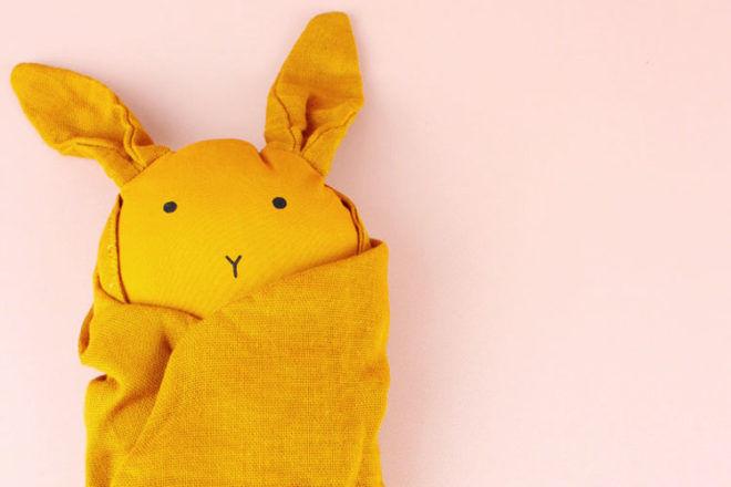 Cuddle cloth rabbit, Liewood