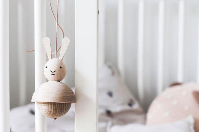 OYOY Rabbit in wood