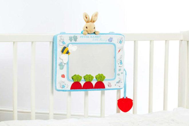 Peter Rabbit activity mirror