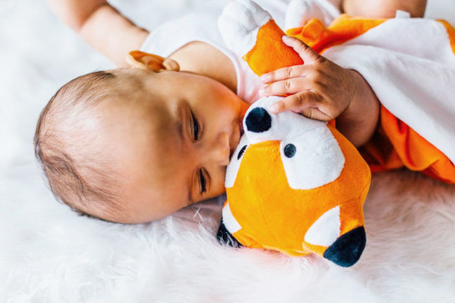 Riff Raff sleep toys for babies and toddlers