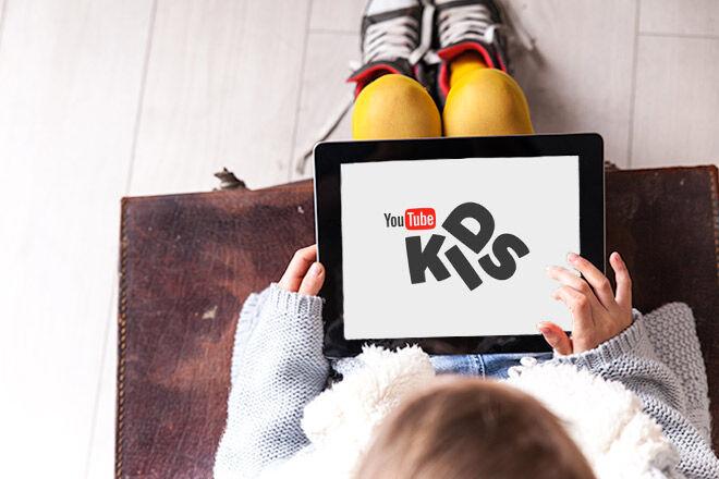 YouTube Kids warning