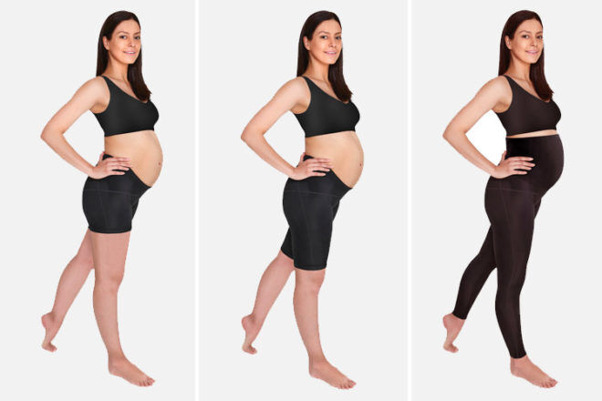 SRC pregnancy support wear range