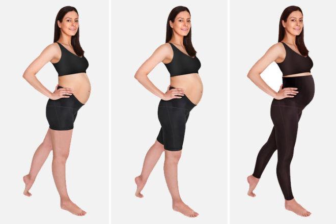 SRC pregnancy support wear range