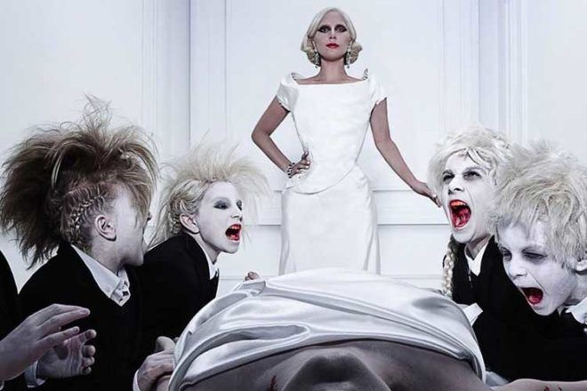 American Horror Story Tv series to watch