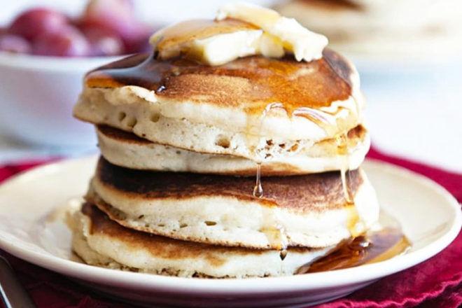 The best basic pancake recipe