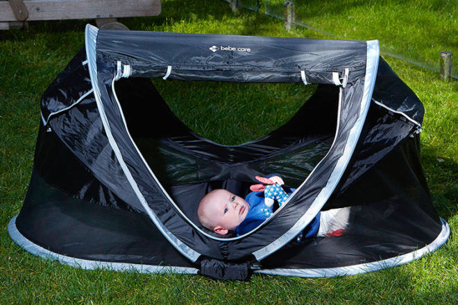 Bebe Care Baby Travel Cot Dome