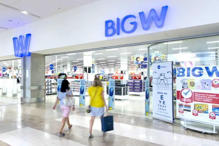 BigW closures
