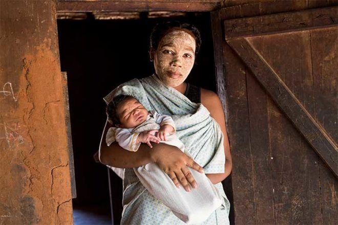 Birth rituals around the world