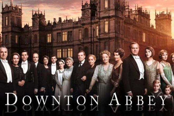 Downton Abbey TV series to watch