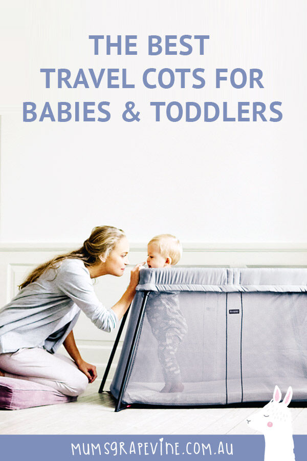 Best travel cots for babies and toddlers