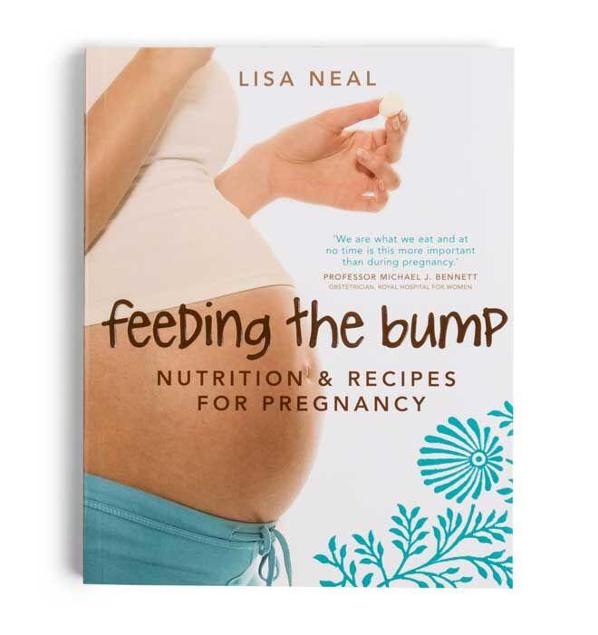 Feeding the Bump pregnancy book