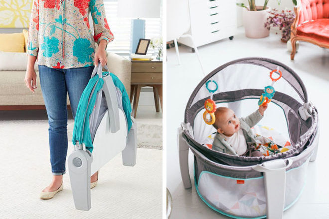 The Best 9 Portacots For Babies And Toddlers Mum S Grapevine