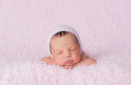 newborn girl names pink