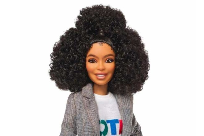 Influential Barbies