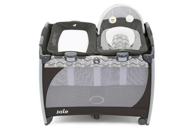 Joie Excursion Portable Cot