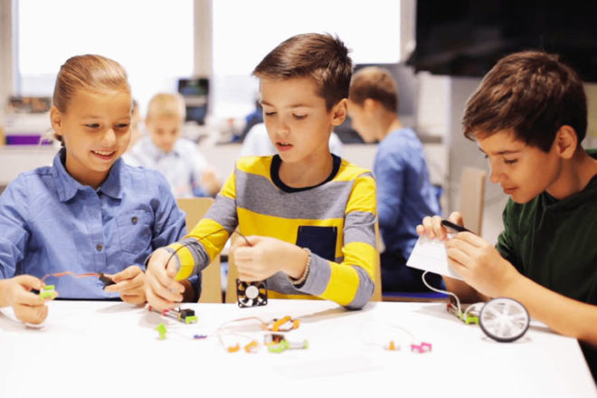 Kids Robotics and Coding at Melbourne Libraries Easter school holidays