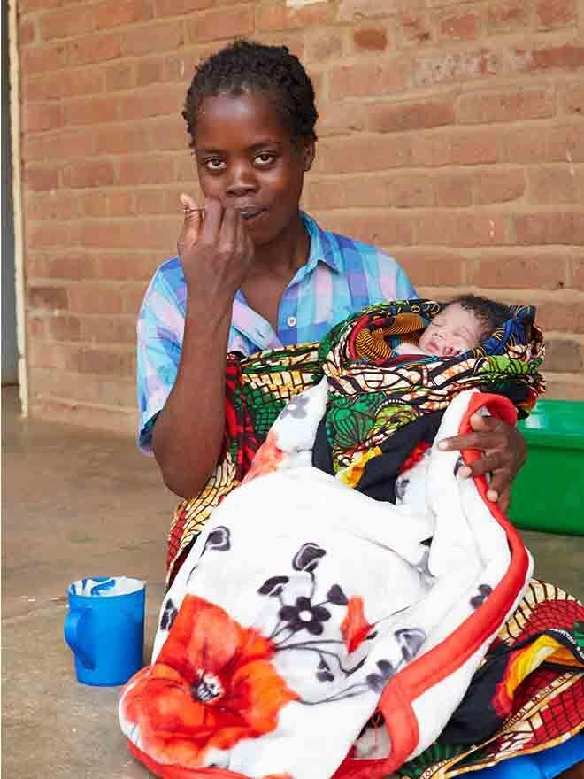 Malawi birth ritual