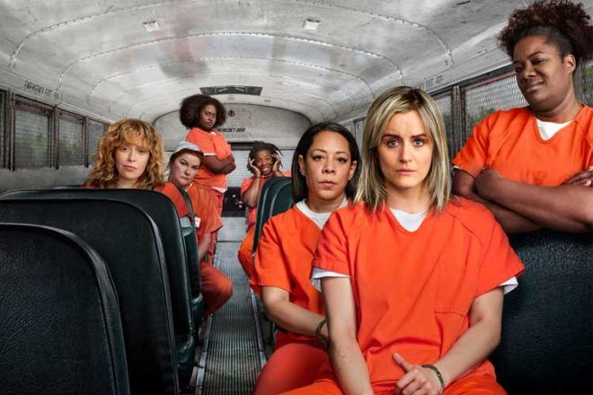 Orange is the new black best series to watch