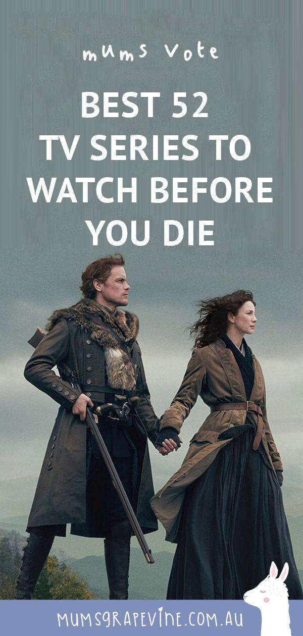 Best TV series to watch before you die