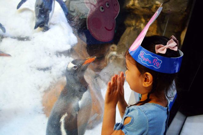 Peppa Pig's Aquarium Adventure, Melbourne school holidays