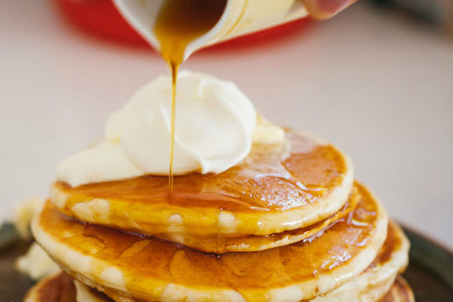 The only pancake recipes you'll ever need | Mum's Grapevine
